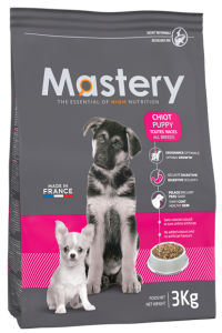 Pack Chiot - Mastery